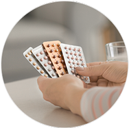 FEATURED SERVICES - CONTRACEPTION