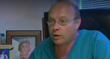 Play Video: Dr. Oleg Bess and KTLA on LAM