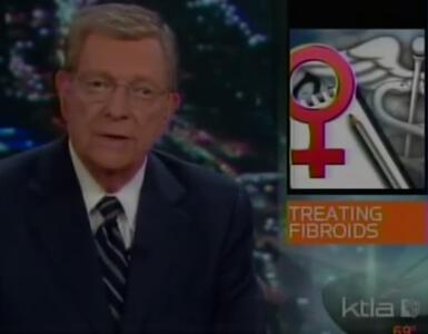 In The Media. Video: Dr. Oleg Bess and KTLA on LAM