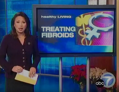 In The Media. Video: Dr. Oleg Bess and ABC7 on Fibroids Mifeprestone